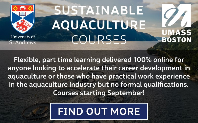 Sustainable Aquaculture Courses