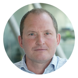 Steve McLean, Head of Agriculture and Fisheries Sourcing, Marks and Spencer