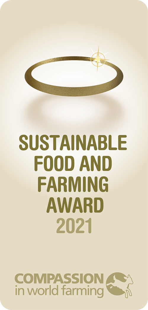 Winner of 2021 Sustainable Food and Farming Award