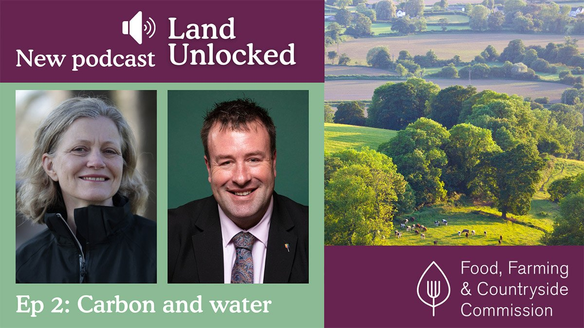 Land Unlocked - Ep 2 Carbon and Water