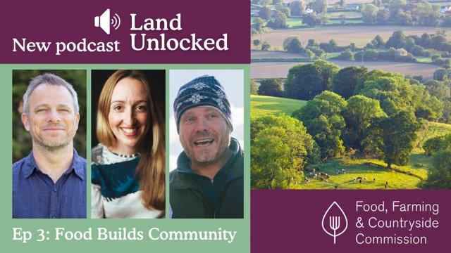 Land Unlocked - Ep 3 Food Builds Community