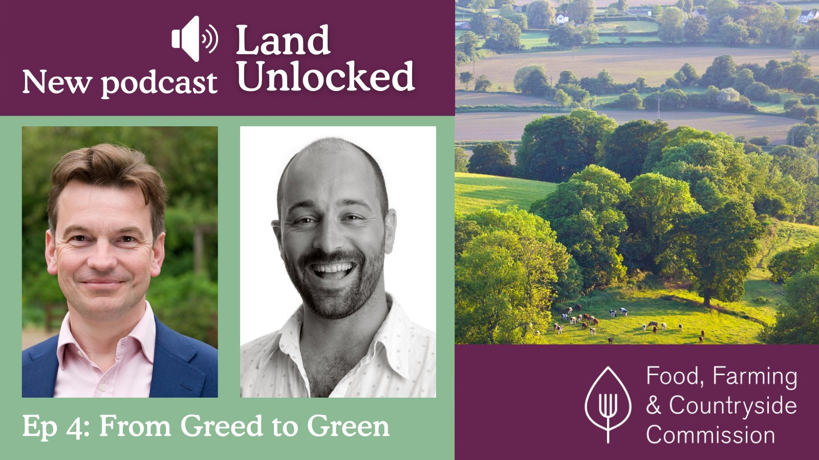 Land Unlocked - Ep 4 From greed to green